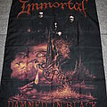Immortal - Other Collectable - Immortal – Damned In Black