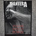 Pantera - Patch - Pantera – Vulgar Display Of Power