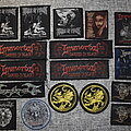 Cradle Of Filth - Patch - Cradle Of Filth, Immortal, Finntroll patches