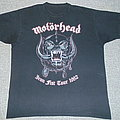 Motörhead – Iron Fist Tour 1982