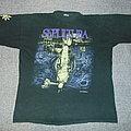 Sepultura - TShirt or Longsleeve - Sepultura – Chaos A.D.