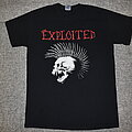 Exploited - TShirt or Longsleeve - The Exploited ‎– Beat The Bastards