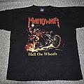 Manowar - TShirt or Longsleeve - Manowar – Hell On Wheels 1997