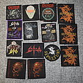 Sepultura - Patch - Sepultura Kreator Sodom patches