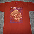 Carcass - TShirt or Longsleeve - Carcass On Tour 1992