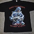 Judas Priest - TShirt or Longsleeve - Bang Your Head Odyssey In Metla 2001
