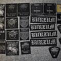 Burzum - Patch - Burzum, Darkthrone, Gorgoroth, Isengard patches