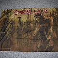 Cannibal Corpse - Other Collectable - Cannibal Corpse – Tomb Of The Mutilated poster flag