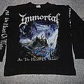 Immortal – At The Heart Of Winter LS