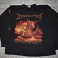 Immortal - TShirt or Longsleeve - Immortal – Damned In Black