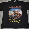 Iron Maiden - TShirt or Longsleeve - Iron Maiden ‎– The Trooper