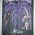 Cradle Of Filth ‎– Midian flag Other Collectable