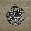Cradle Of Filth - Pin / Badge - Cradle Of Filth Dragon pendant