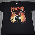 Manowar - TShirt or Longsleeve - Manowar – Triumph Of Steel World Tour '92