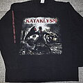 Kataklysm - TShirt or Longsleeve - Kataklysm ‎– In The Arms Of Devastation