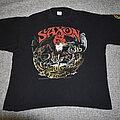 Saxon - TShirt or Longsleeve - Saxon – Forever Free