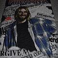 Nirvana - Other Collectable - Nirvana Kurt Cobain poster flag