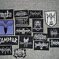 black Metal patches 1