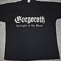 Gorgoroth - TShirt or Longsleeve - Gorgoroth ‎– Twilight Of The Idols (In Conspiracy With Satan)