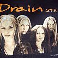 Drain S.T.H - TShirt or Longsleeve - Drain STH Horror Wrestling shirt