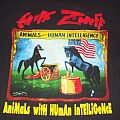 Enuff Znuff - TShirt or Longsleeve - Enuff Znuff 'Animals With Human intelligence' tour shirt