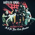 Mötley Crüe - TShirt or Longsleeve - Motley Crue fan club t shirt