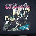 Cinderella - TShirt or Longsleeve - Cinderella Heartbreak Station tour shirt