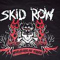 "Skid Row - TShirt or Longsleeve - Skid Row 'Revolutions Per minute"" shirt"
