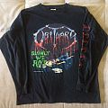 Obituary Slowly We Rot 1990 LS TShirt or Longsleeve