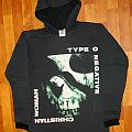 Type O Negative - Hooded Top - Type O Negative - Christian Woman Hoodie