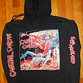 Cannibal Corpse - Hooded Top - Cannibal Corpse - 1992 OG Tomb Of The Mutilated Hoodie