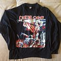 Cannibal Corpse - TShirt or Longsleeve - Cannibal Corpse TOTM USA & Canada tour 1993 LS