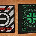 Type O Negative - Patch - Type O Negative - Patches 1991 & 1993