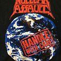 Nuclear Assault - TShirt or Longsleeve - Nuclear Assault 1989 Sweatshirt