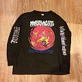 Massacre Europe and beyond 1991 TShirt or Longsleeve