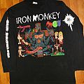 Iron Monkey - Our Problem Longsleeve