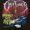 Obituary Slowly We Rot Longsleeve TShirt or Longsleeve