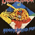 Cannibal Corpse - TShirt or Longsleeve - Cannibal Corpse Hammer Smashed Face T shirt 1993