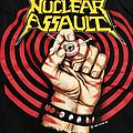 Nuclear Assault - TShirt or Longsleeve - Nuclear Assault Something Wicked 1993