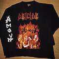 Deicide OG Amon: Feasting The Beast tour 1993 LS XL