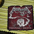 Creeping death for Ahriman Patch