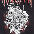 Morgoth 2014 tour t-shirt