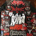 Revenge - Battle Jacket - The Unholy Desecrator!