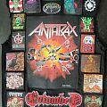 Anthrax - Battle Jacket - death metal/thrash old school