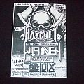 Hatchet, Witchaven/2008 Flyer