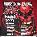 Krisiun - Other Collectable - Morbid  Angel, Behemoth, Krisiun, Despised Icon/Poster 2006