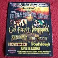 Death Angel, Soilent Green,Flyer