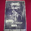 Phobia - Other Collectable - Impaled/Poster