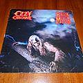 Ozzy Osbourne / Bark At The Moon LP
