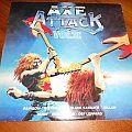 Axe Attack Vol II / LP